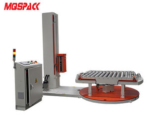Turntable Stretch Industrial Wrapping Machine Light Load Wrapper 2.3kw