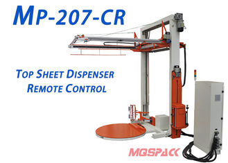 Standalone Semi Automatic Shrink Wrapping Machine Enhanced Worker Efficiency